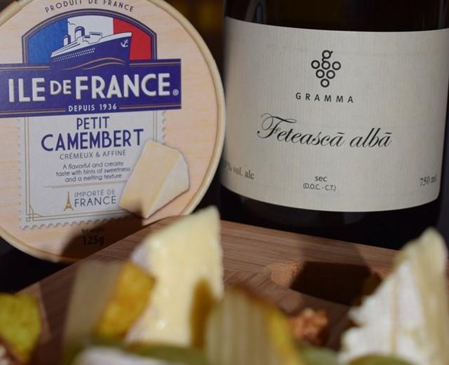 Dégustation : des fromages de chez Delaco et des vins de chezGramma
